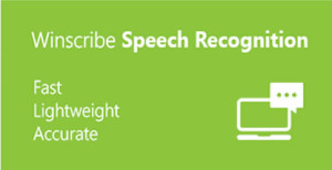Winscribe Speech Recognition Navigation